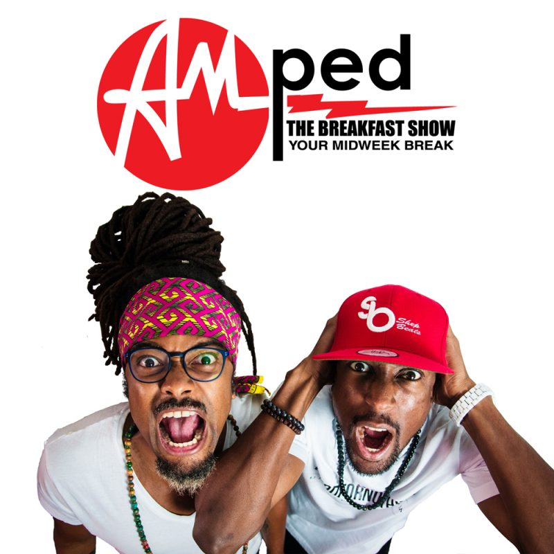 amped logo
